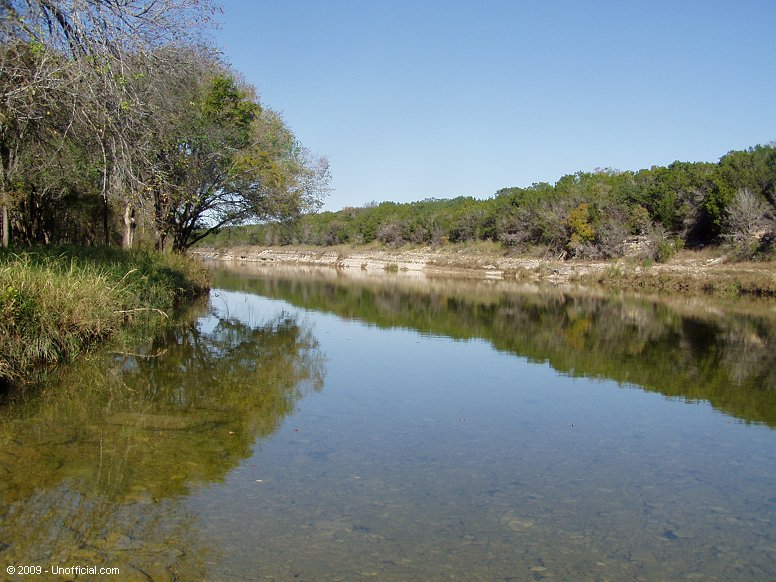 South San Gabriel River, Williamson County, Texas